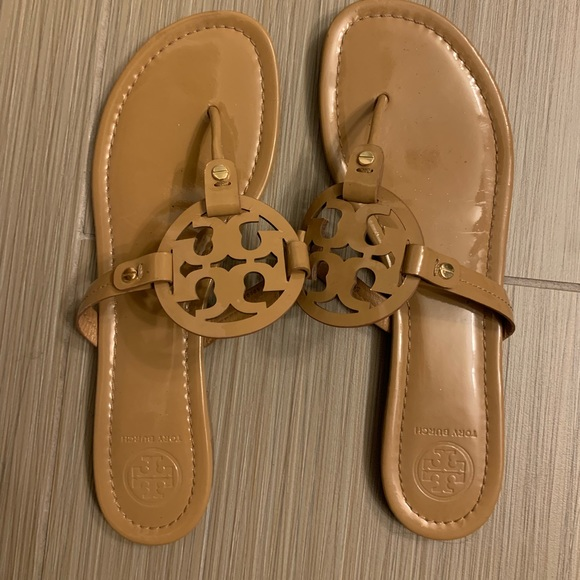 Tory Burch Shoes | Miller Sandals Size